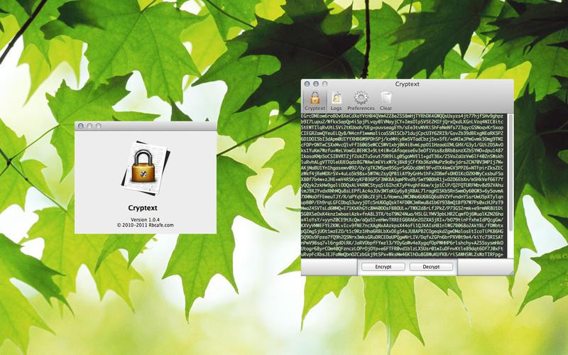 Cryptext 1.0.4