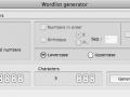 Cryptix 1.0.0 wordlist generator